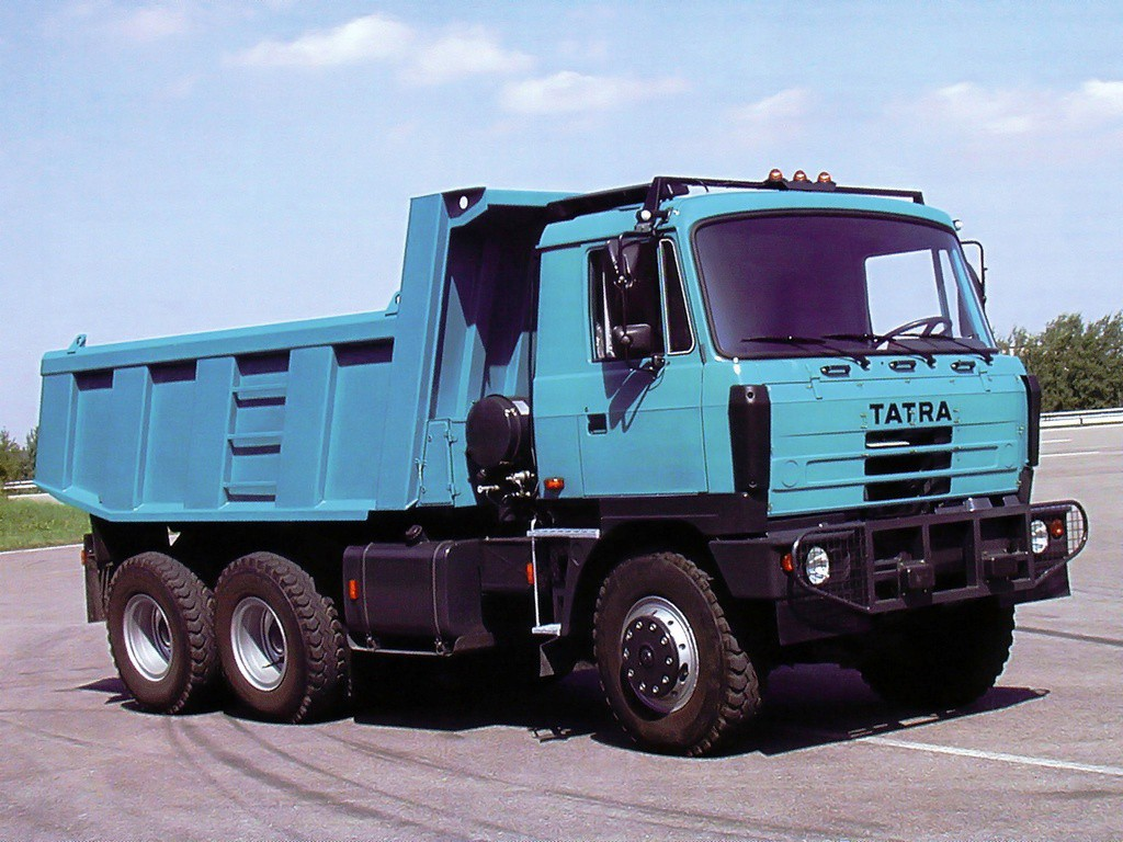 Tatra815 arktik